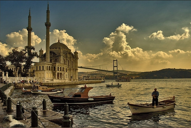 'Before you die, take a Bosphorus tour'