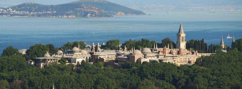 350 million Turkish Liras spent to renovate Topkapı Palace