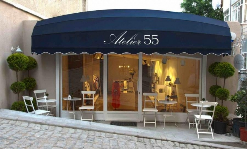 Atelier 55 Boutique Store In Istanbul