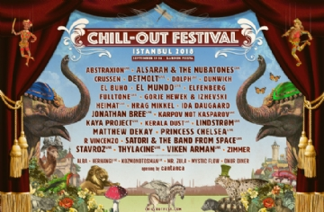 Chill Out Festival Istanbul 2018