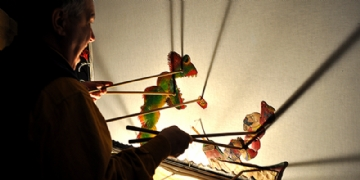 �stanbul Welcomes International Puppet Companies For 18th Festival