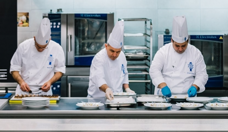 Le Cordon Bleu Spanish Cuisine Workshop In Istanbul