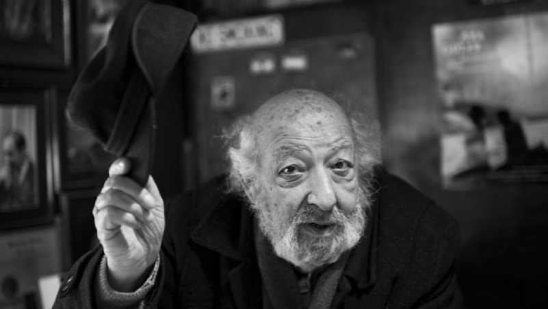 Legendary Turkish photographer Ara Güler died Octobet 17 in Istanbul
