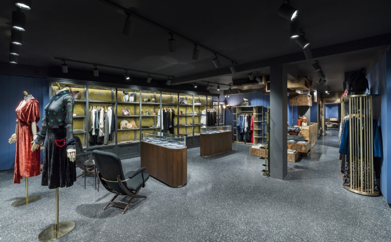 Midnight Express Concept Store In Istanbul