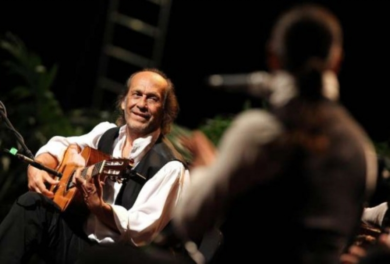 Paco De Lucia Tribute Concert In Istanbul
