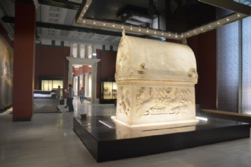 Renovated sections reopened at Istanbul Archaeology Museums