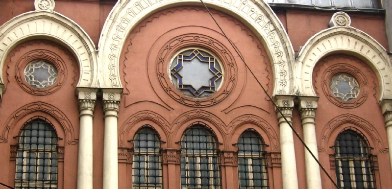 Synagogues in Istanbul: Ahrida Synagogue in Balat District